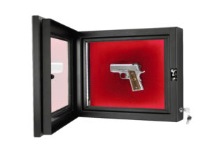 Safely Display Your FireArm Like a Work of Art